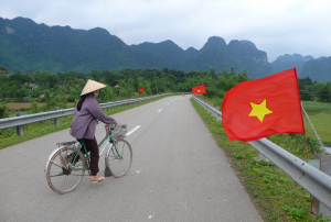 The Ho Chi Minh Highway