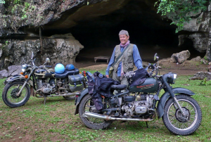 Cave on the Ho Chi Minh Trail