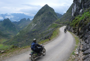 Urals in Ha Giang