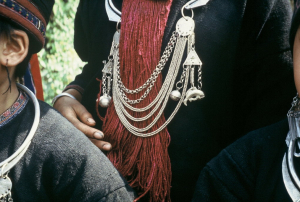 Hill-tribe jewellery
