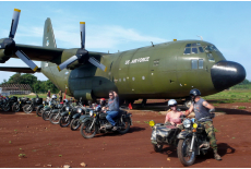 M72s and a C130