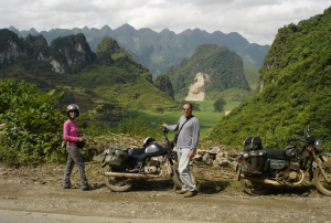 Karst in Cao Bang