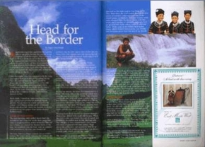 Head for the Border