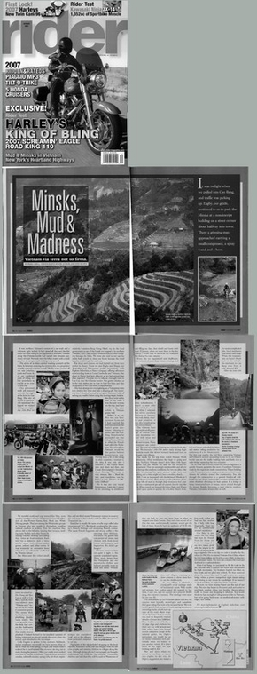 Minsks, Mud and Madness
